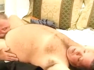 Mature Hot Gay Workmen in Bed