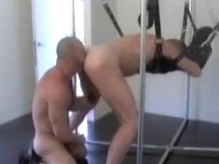 Sex swing hotties fuck