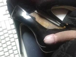 Cum on High Heels Mix 340