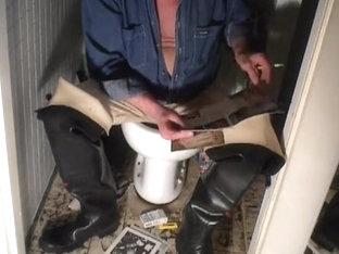 nlboots - toilet hevea waders long johns part 1
