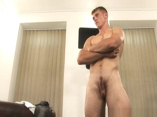 wanking small dick