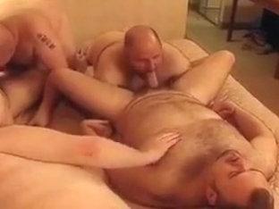 Bears Orgy