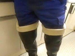 nlboots - construction trousers waders