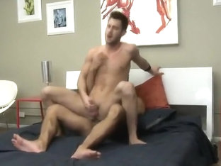 two hot guys fuck