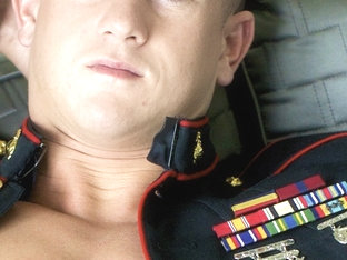 Jackson In Uniform Military Porn Video