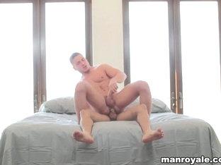 Marc Dylan & Luke Hass in Intimacy in the Open - ManRoyale