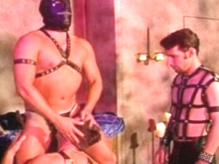 Fabulous male pornstar in incredible spanking, bears homosexual sex clip
