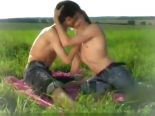 Horny male in amazing blonde, solo male homosexual sex movie