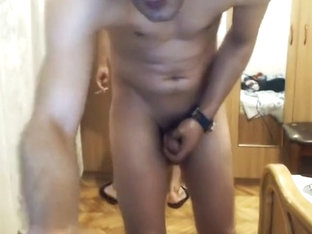 2 Horny Romanian Neighbours On Cam