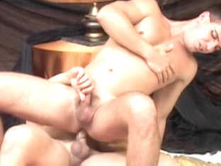 Incredible homemade gay clip with Interracial, Handjob scenes