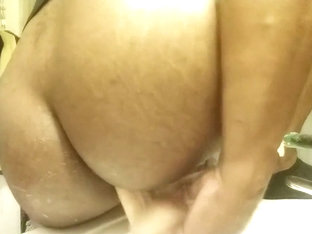 Anal toy play 10