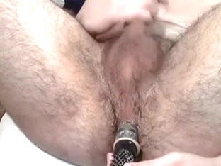 Amateur Filthy Stud Beating Off
