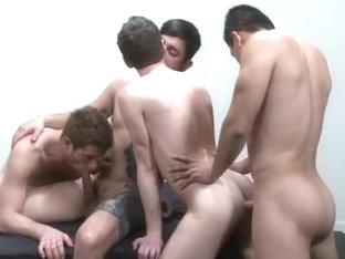 Bareback Party6