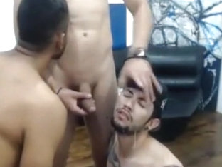 Horny naked men on cam
