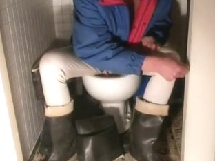 nlboots - toilet waders long johns