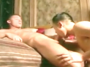 Incredible amateur gay movie with Sex, Muscle scenes