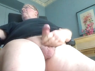 Grandpa stroke on webcam 2