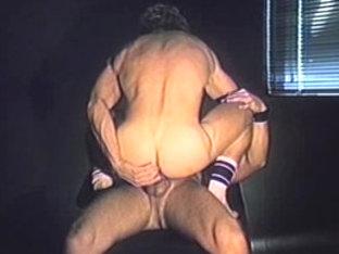 Best male pornstar in horny twinks, rimming homosexual sex scene