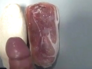CUMSHOT THE FOOD OF MY BOSS