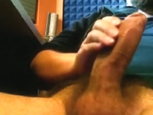 HUGE COCK - Big Pre-cum and Big Cumshot