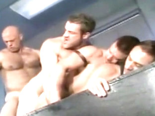 Colton Ford, Peter Raeg, Sebastian Cole & Addison Scott