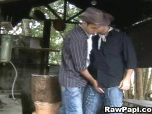 Gay Latinos Super Hot bareback Sex