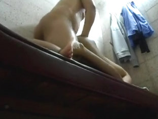 Full fuck with a priceless twink at the Sauna