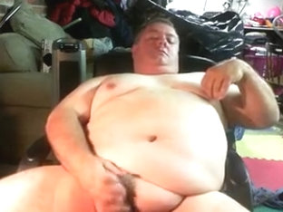 Jacking off a 5 day load