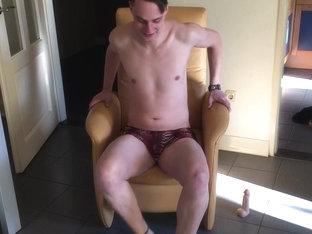 junior gay masturbates in front of the camera