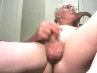 Grandpa stroke on cam 6