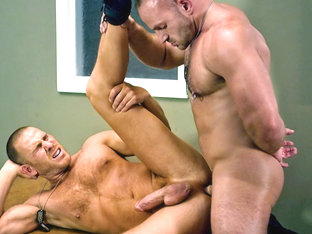 Fit For Service XXX Video: Samuel Colt, Drew Cutler