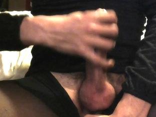 Sissy masturbating in pantyhose spanking ass