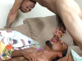 Dynomite, Phat Daddy in Gangsta Gays scene 2 - Bromo