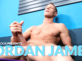 NextdoorMale - Jordan James XXX Video