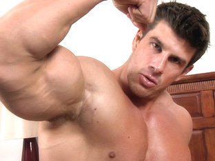 Jake Cruise, Zeb Atlas in Cruise Collection #93: Muscle Worship scene 1 - Bromo