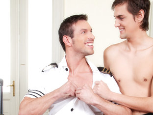 Marek & Marco in Men In Uniform #03 Video