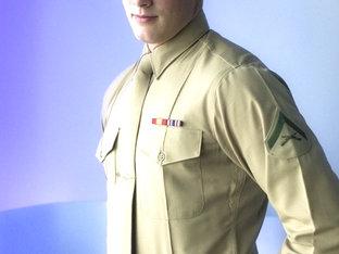 Austin - Solo Military Porn Video
