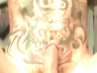 Fucking a tattooed
