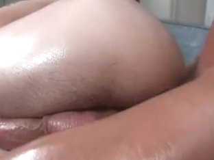 Hot massage and fuck