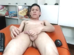 18y Colombian Cums And Eats It On Cam So Hot Ass