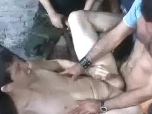 Exotic male in fabulous bareback homosexual xxx movie