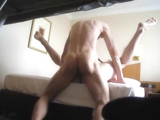 Real Amateur Fuck in Hotel Room