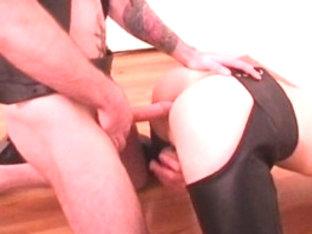 Crazy male pornstar in exotic tattoos, daddies gay porn video