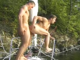 Sailing Buddies Have Hot Hardcore Anal
