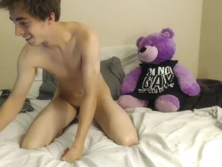Smooth Dude Playing On Cam More Gayboyca