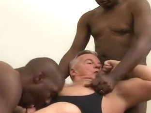 Devon and Ram fuck a daddy