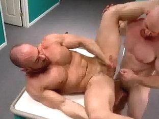bald doctor