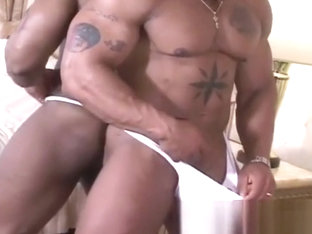 Big Muscle Bick Cock Black