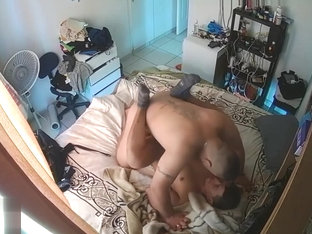 IP cam - gay asian chub with escort (offline)