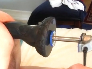 XL-NOX on Fucking Machine